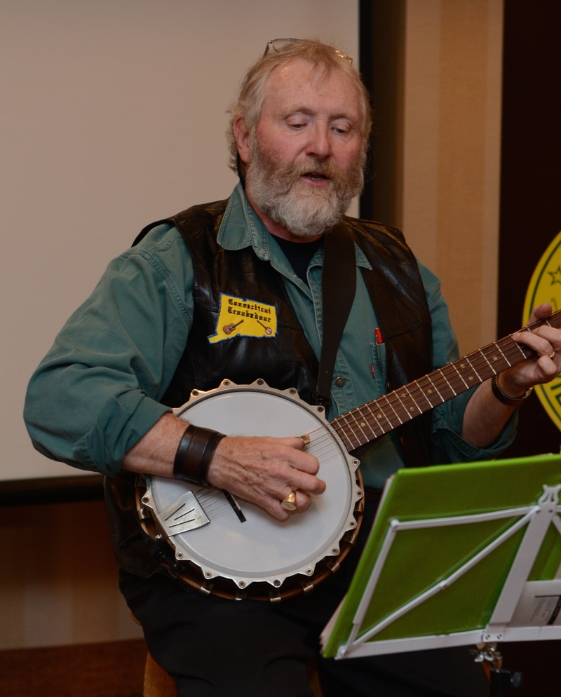 Tom Callinan, Connecticut State Troubadour
