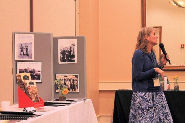 Program - Sharon Hunt, Author