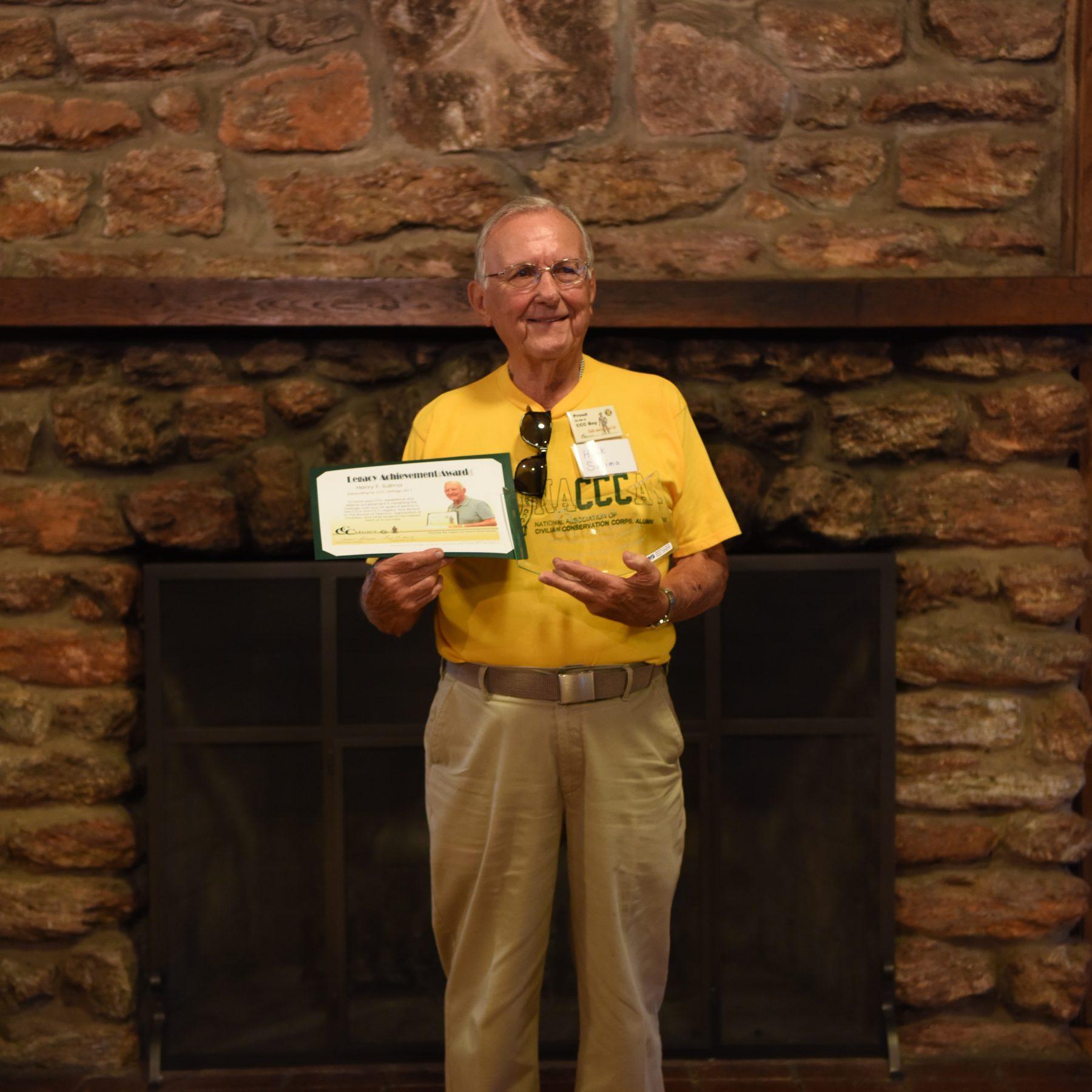 Henry Sulima, Life Achievement Award